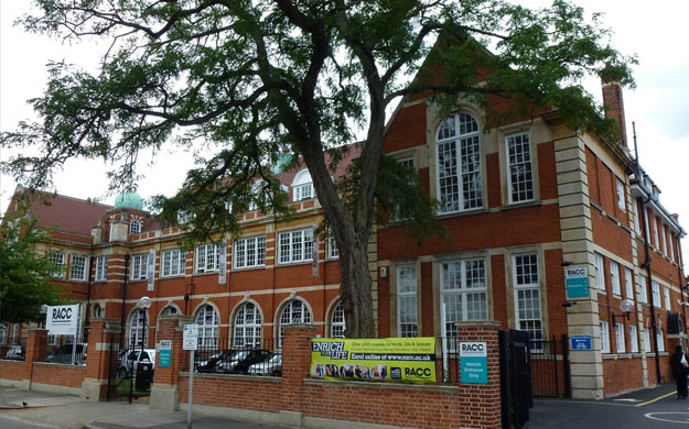 richmond college for adults